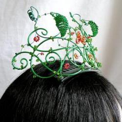 May queen tiara